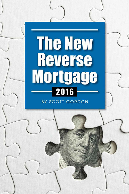 New Reverse mortgage book cover