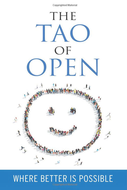 Tao of Open bookcover