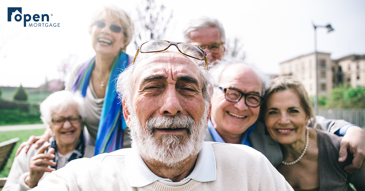 Where To Meet Seniors In Canada Free Month