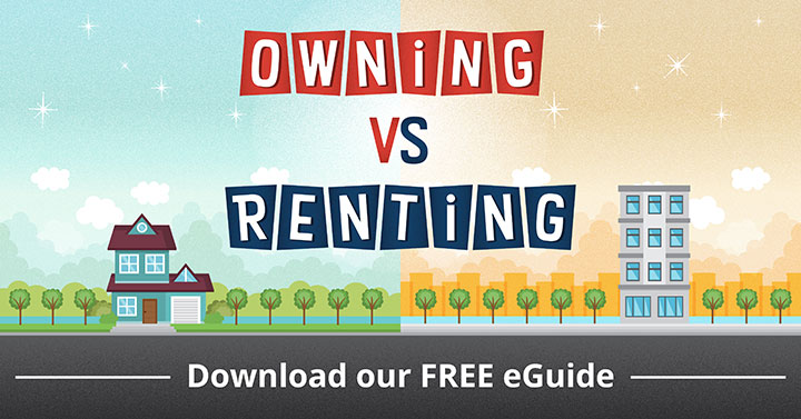 Owning vs. Renting e-guide image