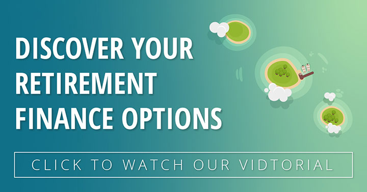 DISCOVER YOUR RETIREMENT FINANCE OPTIONS image